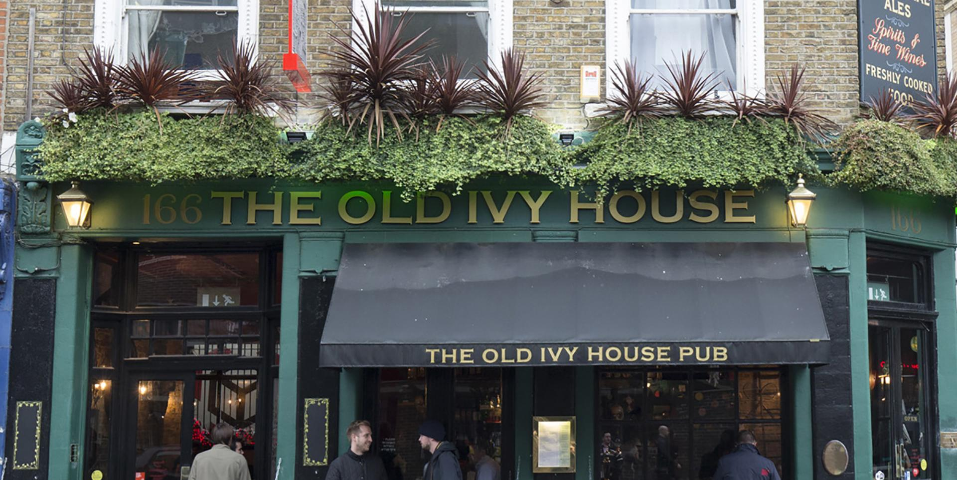 The Old Ivy House London